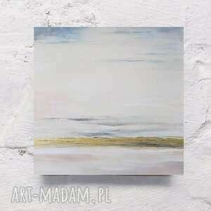 abstrakcja-obraz akrylowy formatu 60/60 cm, abstrakcja, kwadrat, obraz, akryl