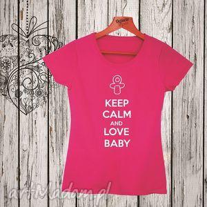manufaktura koszulek koszulka z nadrukiem ciążowym, dla kobiety w ciąży, mama