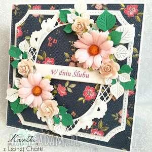 Ślubna Kartka , kartka, ślub, życzenia