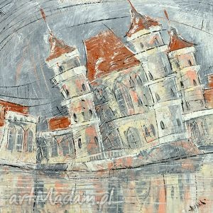 wojanów, palace, zamki, architektura