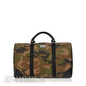 TORBA SPORTOWA 1030, torba, sportowa, podróżna, moro, modna