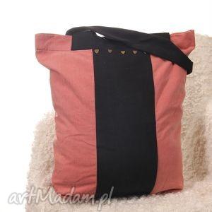 ekologiczna dżinsowa torba na zakupy, torba, shopperbag, denim, jeans