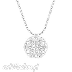 lavoga celebrate -rosette - necklace - celebrytka, rozeta