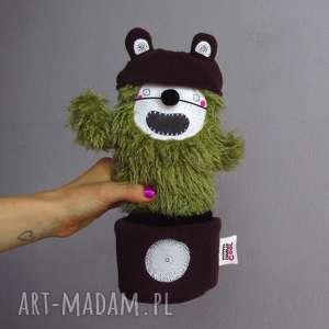 stephen - kaktus niedźwiadek na zamówienie, kaktus, niedźwiadek, miś, maskotka