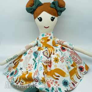 handmade lalki lalka tuli, tuli handmade, szmacianka, na prezent