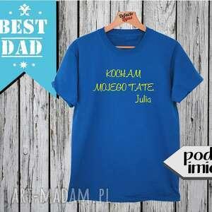 manufaktura koszulek koszulka z nadrukiem dla taty, tata, super najlepszy tatuś