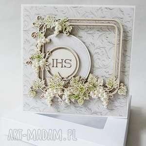 Pierwsza Komunia - w pudełku, komunia, pamiątka, zaproszenie, życzenia