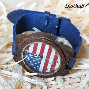 ręcznie wykonane zegarki