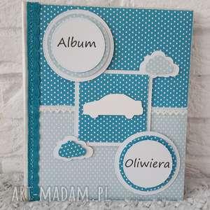 album na zdjęcia wklejane, album, prezent, personalizacja, scrapbooking, uroczystość