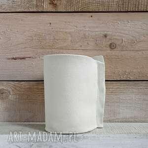 ręcznie robione kubki duża filiżanka porcelanowa formowana