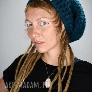 hand-made czapki dreadlove mono