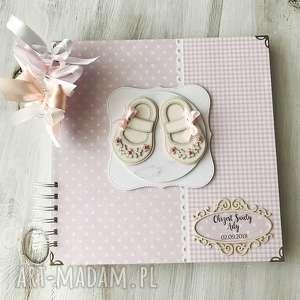 Prezent Album dla dziewczynki - różowy, album, dziewczynka, prezent