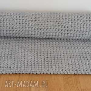 Dywan ze sznurka bawełnianego dwustronny 60 cm x 80 cm, dywan, dywanzesznurka