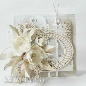 ślubna elegancja - w pudełku, ślub, pamiątka, zaproszenie, gratulacje, para