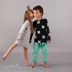 bluzka x, bluzka, dziecko, iksy, bawełna, design, wiosna