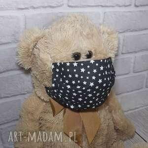 maseczki maseczka ochronna bawełniana dla dorosłych z drucikiem na nos, maska