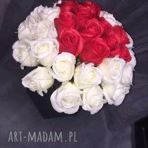 mira flowers93 box flowers with soap kwiaty z mydełka