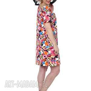 Ciekawa tunika lub sukienka, idealna na lato, najwyższa jakość
