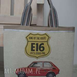 Torba , torebka Fiat 126, fiat, torba, maluch