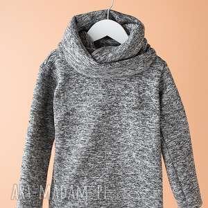 Bluza CHB09, sportowa, bluza, komin, ciepła, wyjątkowa, dodokids