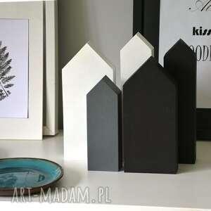 5 x domki w stylu skandynawskim, dom, domki, domek, drewniany, skandynawski