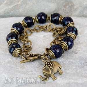 bransoletki na szczęście -noc kairu bransoletka b233