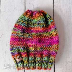 Pomysł na świąteczne prezenty! Czapki the wool art czapka