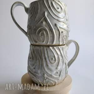 zestaw dwóch kubków 2, kubek do herbaty, ceramiczny, prezent, filiżanka