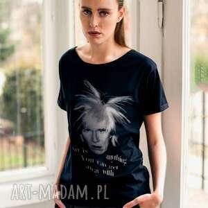 WARHOL PORTRAIT T-shirt Oversize, oversize