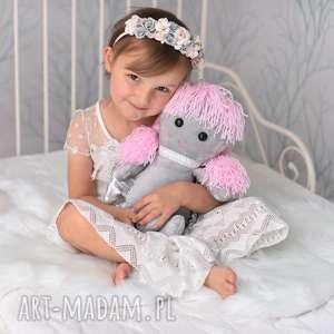 Prezent Lalka aniołek ze skrzydłami, lalka-szmacianka, super-prezent