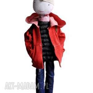 franek chłopak, który lubi przygody, szmacianka, chłopiec, bawełna, eko