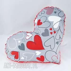 poduszka serce - poduszka, dekoracja, prezent, serce