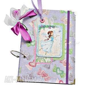 pamiętnik, notatnik dla dzziewczynki, personalizacja, notatnik