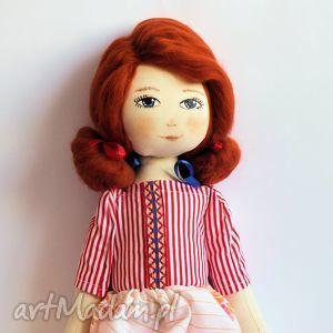handmade dla dziecka lala halszka - lalka kolekcjonerka