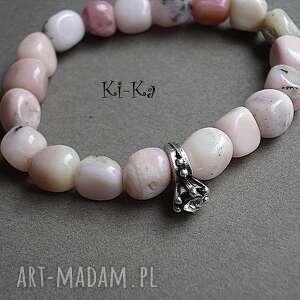 prezent na święta, material girl 1, minerały, opal, kamienie, pierścionek