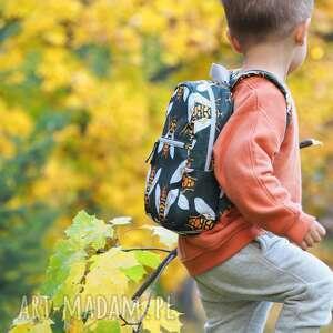handmade dla dziecka wyjątkowy plecak osy 1 -5 lat