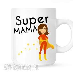 tailormade kubek super mama kobieta, dla niej, mamy, prezent, dzień