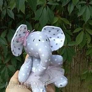karolina titi słoniątko mini na szczęście -, słoń, szczęscie, dziecko, tilda