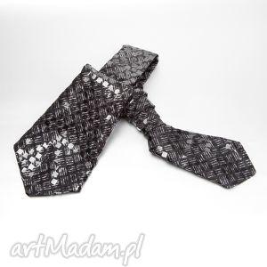 ręczne wykonanie krawaty krawat damski izabella