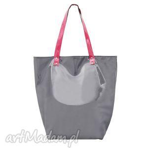 Grey Mana Neon, szary, szara, torba, xxl