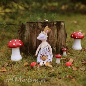 lalki leśna bajka - sarenka lonia, lalka, sarenka, leśna, towarzyszka dla dziecka