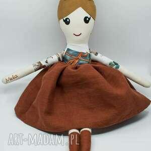 lalka tuli handmade, laleczka tuli, szmacianka ręcznie szyta, prezent