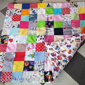 mata/ kołdra patchwork, mata, kołdra, dywan, prezent
