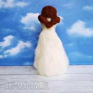 panna młoda dekoracyjna laleczka alicja kolekcja liebe - dekoracja ślubna