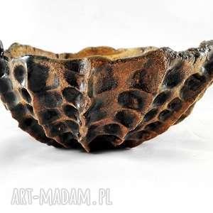 Prezent Misa ceramiczna z kolekcji Morskiej, miska, prezent, dekoracja, patera