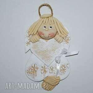 pokoik dziecka aniołek - wiktoria ma pamiątkę, aniołek, masa solna, prezent