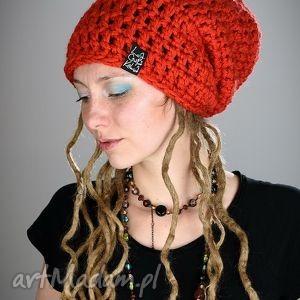 DreadLove Mono 09, czapka, długa, zima, ciepła, dredy, dready