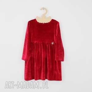 Sukienka z aksamitu, aksamit