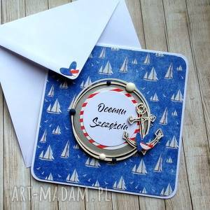 scrapbooking kartki ocean wyjątkowych życzeń, urodziny, imieniny, życzenia, ślub