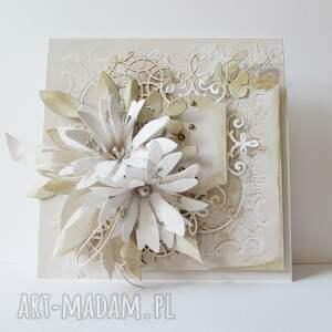 Ślubna kartka - w pudełku - ślub, gratulacje, życzenia